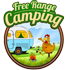 Free Range Camping Classifieds Logo