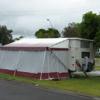 ANNEXE to suit a 20' POP TOP CARAVAN
