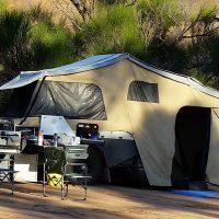 Pioneer Onyx Camper trailer