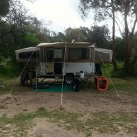 Off Road Pop Up Camper