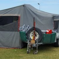 Dingo Box off road Camper trailer