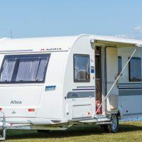 Adria Altea 552UP Caravan ( 50th Anniversary Aust/NZ Edition)
