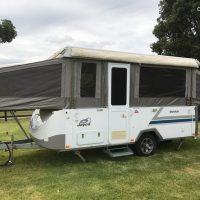 Jayco Swan 2014 in excellent condition