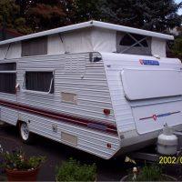 Hallmark caravan