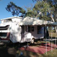 18 ft Pop top Gazal Infinity Caravan