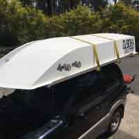 EZYTOPPER 3.7m Barra Boat