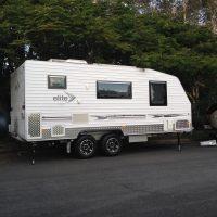Elite Luxury 1860 Caravan 2015