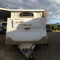 2007 Jayco Destiny Pop Top