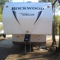 2012 Forest River Rockwood 5th Wheeler