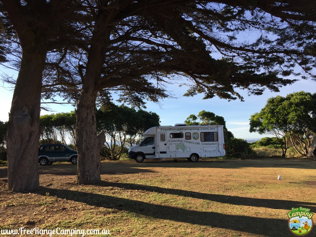 Stanley Recreation Grounds (CG) - Free Range Camping Directory