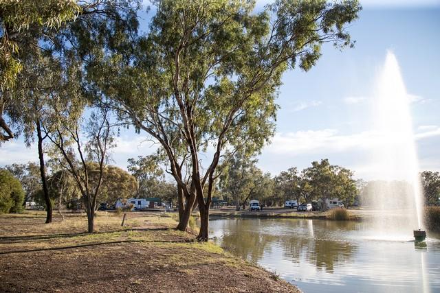 Alex Trevallion Park Free Camping Ground (FC) - Free Range Camping